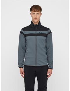 Mens Moffit Tech Jersey Mid-Jacket Dk Grey