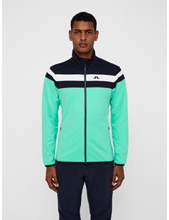 Mens Moffit Tech Jersey Mid-Jacket Fresh Green