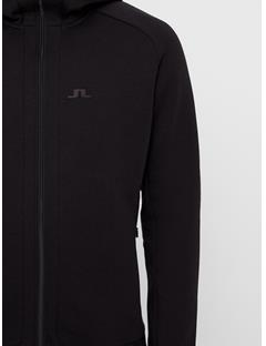 Mens Moffit Tech Sweat Hoodie Black