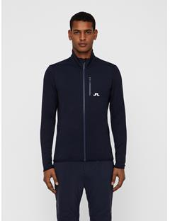 Mens Truuli Tech Jersey Mid-Jacket JL Navy