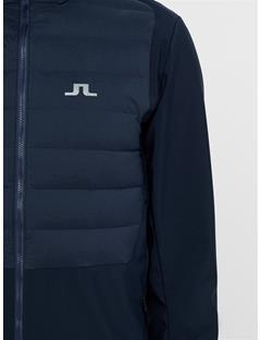 Mens Vertex Hooded Jacket JL Navy