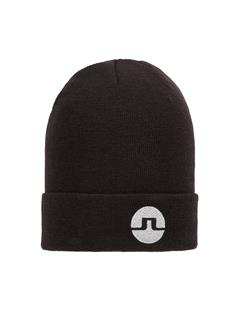 Mens Stinny Beanie Black