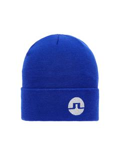 Mens Stinny Beanie Daz Blue