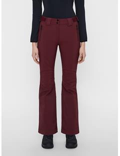 Womens Stanford Soft Shell Pants Dark Mahogany