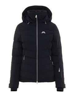 Womens Crillon 2-Ply Down Jacket Black