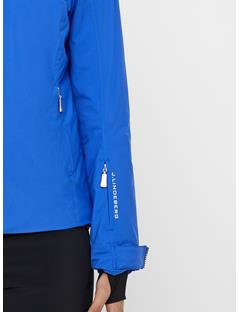 Womens Truuli 2-Ply Jacket Daz Blue