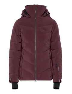 Womens Watson Dermizax EV Down Jacket Dark Mahogany