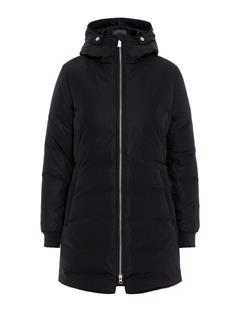 Womens Radiator Parka Black