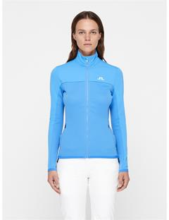 Womens Hubbard Mid-Jacket Silent blue