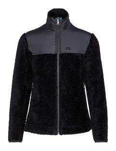 Womens Wilton Tech Fleece Mid-Jacket Black