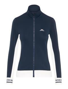 Womens Pipa Fieldsensor Mid-Jacket JL Navy