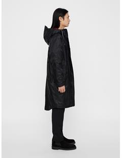 Mens Twenty Nylon Coat Black