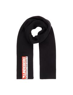 Mens Maxim Scarf Black
