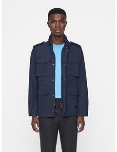 Mens Willow Canvas Jacket JL Navy