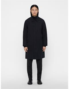 Mens Joshua Mac Coat Black