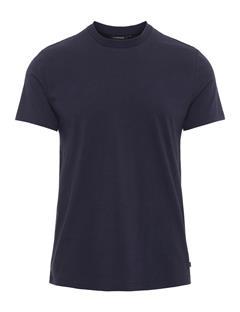 Mens Silo Supima Jersey T-shirt JL Navy