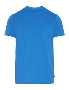 Mens Silo Supima Jersey T-shirt River Blue