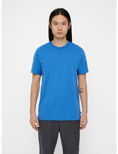 Mens Silo Supima Jersey T-shirt River Blue