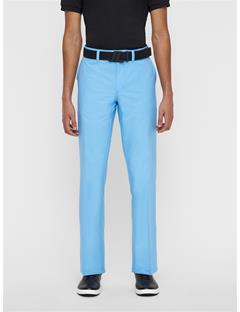 Mens Elof Reg Fit Pants Ocean Blue