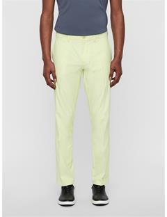 Mens Elof Reg Fit Pants Pale Lime