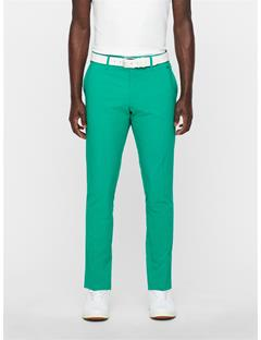 Mens Ellott Tight Fit Pants Golf Green