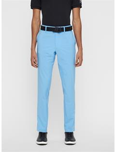 Mens Ellott Tight Fit Pants Ocean Blue