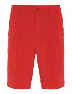 Mens Eloy Reg Fit Shorts Deep Red