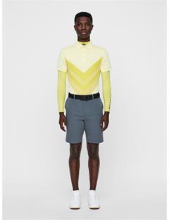 Mens Vent Shorts Dk Grey
