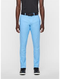 Mens Elof Tight Fit Pants Ocean Blue
