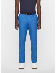 Mens Elof Tight Fit Pants Work Blue