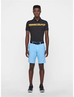 Mens Somle Tapered Shorts Ocean Blue