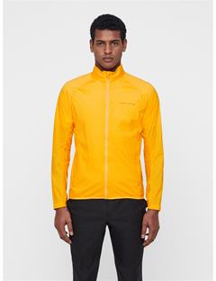 Mens Iconic Wind Pro Jacket Warm Orange