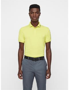 Mens Tour Tech Slim Fit Polo Sharp Green