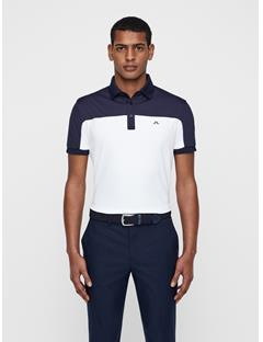 Mens Mateo TX Coolmax Polo White