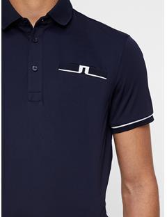 Mens Petr TX Jersey Polo JL Navy