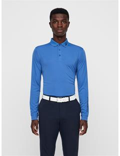 Mens Tour Tech TX Jersey+ Polo Work Blue