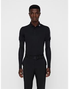 Mens Enzo Compression Sleeve Black