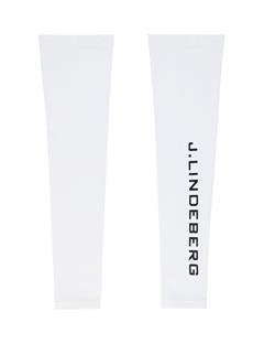 Mens Enzo Compression Sleeve White