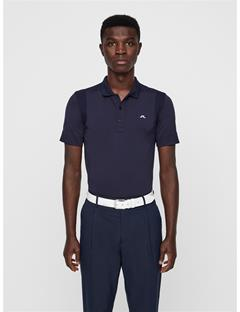 Mens Isaac Seamless Polo JL Navy
