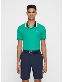 Mens Mat TX Jersey Polo Golf Green
