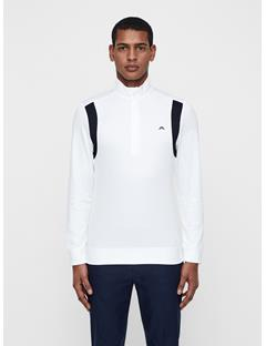 Mens Fox Mid Jacket White