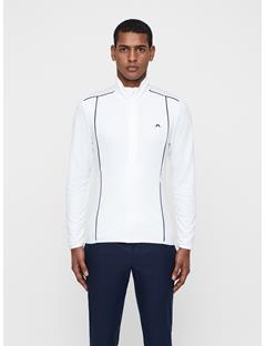 Mens Florian Mid Jacket White