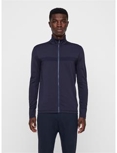 Mens Fin Seamless Midlayer JL Navy
