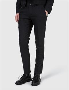 Mens Grant 6 Starwool Trousers Black
