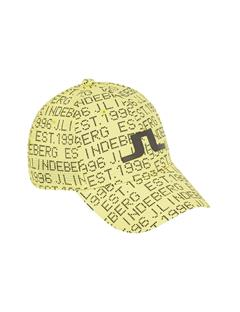 Mens Caden Tech Mesh Cap JL 96 Yellow