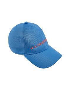 Mens Ace Mesh Seamless Cap Work Blue
