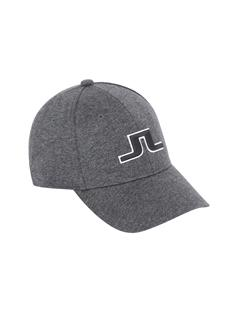 Mens Sweat Tech Jersey Cap Stone Grey Melange