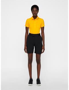 Womens Gilda Long Shorts Black