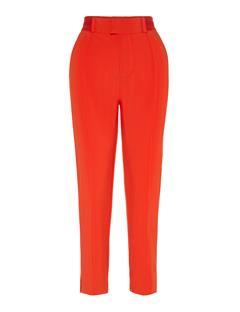 Womens Gio Pants Deep Red