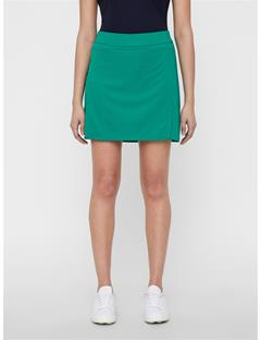 Womens Amelie Long TX Jersey Skirt Golf Green